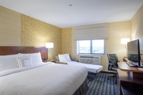 Fairfield Inn & Suites by Marriott New York Queens/Fresh Meadows - image 8