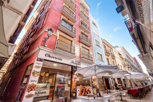 Hotel Apartamentos Globus by Be Alicante