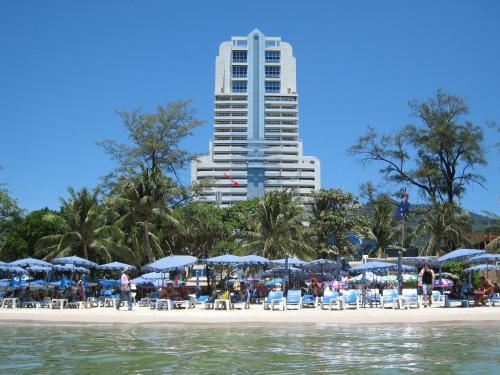 Patong Tower Full Sea View Apartment in Phuket Patong Tower Full Sea View Apartment in Phuket