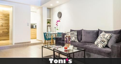 TONI'S Studio Syntagma, 1 min from Metro station, Pension in Athen