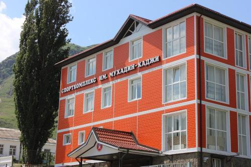 Снежный Барс - Верхняя Балкария - Hotel - Verkhnyaya Balkariya