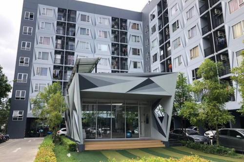 Condo in Rama 2 Bangkok for short-term rent. Condo in Rama 2 Bangkok for short-term rent.
