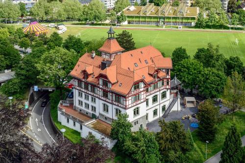 Militärkantine St. Gallen, Hotel in St. Gallen