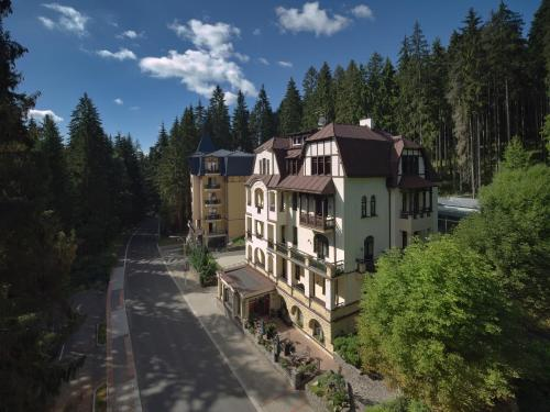 Spa Apartments St. Moritz