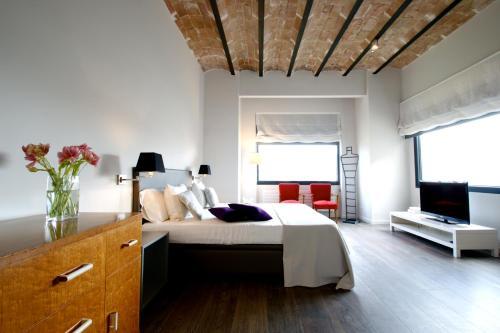 Decô Apartments Barcelona-Diagonal impression