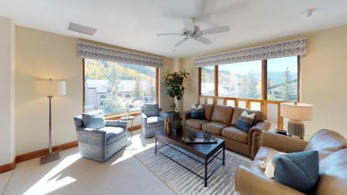 Two-Bedroom Platinum Condo with Loft