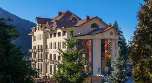 Bridge Mountain Krasnaya Polyana - Hotel