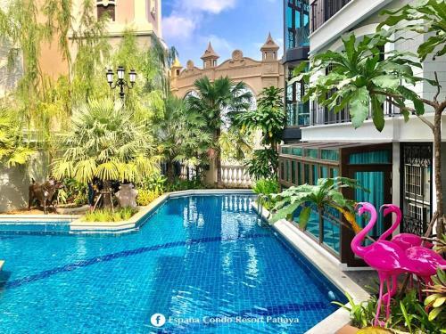 Espana Resort Pattaya By MyVacationLeave Espana Resort Pattaya By MyVacationLeave