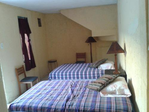 Dobbeltrom med 2 dobbeltsenger (Double Room with Two Double Beds)