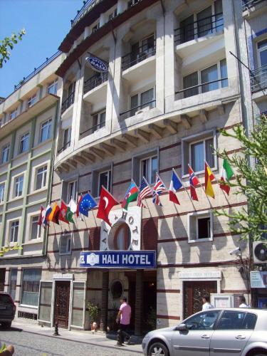 Istanbul Hali Hotel ulaşım