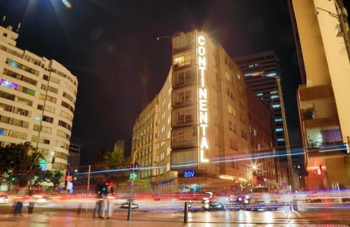 Hotel Hotel Aparta Suite Continental Bogotá