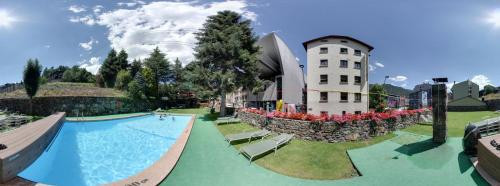 Rutllan&Spa - Hotel - La Massana