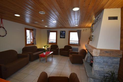 Accommodation in Vaujany