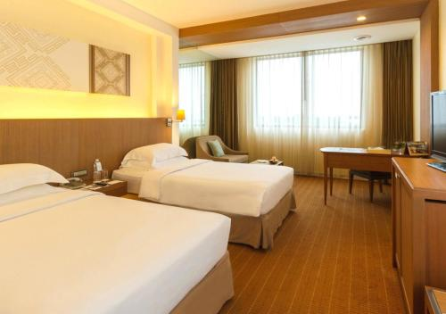 Executive Plus Twin Room