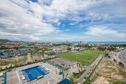 Oceanview apartment Floor24 with High-speed WiFi near True Arena Oceanview apartment Floor24 with High-speed WiFi near True Arena