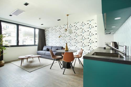 Yays Issy Concierged Boutique Apartments - Hôtel - Issy-les-Moulineaux
