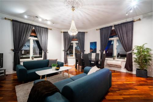 Enter Tromsø Luxury Villa - Hotel - Tromsø