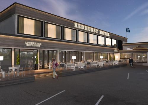 The Redhurst Hotel Glasgow - Accommodation - Giffnock