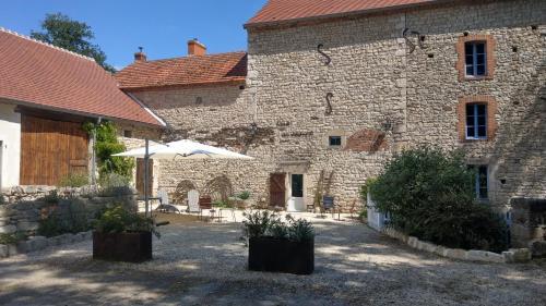 Le Moulin des Valignards - Chambres d'hôtes - Chambre d'hôtes - Vicq