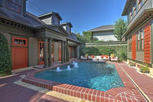 Dreamy Boho Cottage with Private Pool - 3 Mi to DTWN! - image 3
