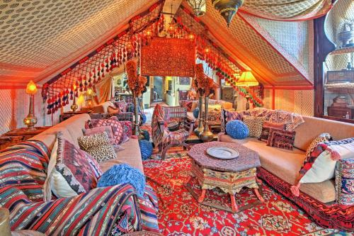 Dreamy Boho Cottage with Private Pool - 3 Mi to DTWN! - image 5