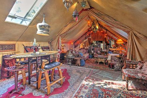 Dreamy Boho Cottage with Private Pool - 3 Mi to DTWN! - image 4