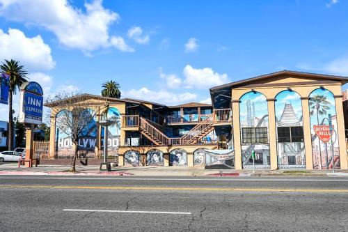 Hollywood Inn Express North - Hollywood, CA CA 90027