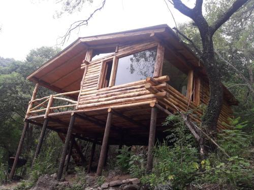 Cabaña La Isla
