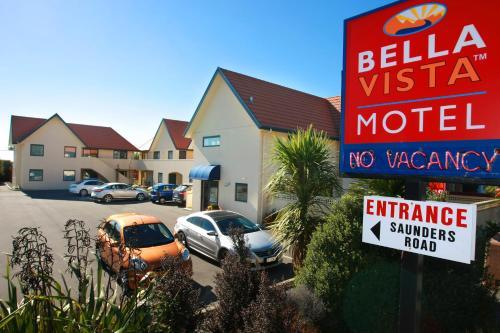 Bella Vista Motel Ashburton - Accommodation