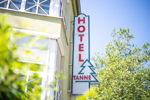 . Hotel Tanne