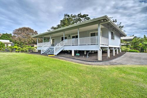 Hilo Home with Ocean View- 39 Mi to Volcanoes NP - image 4