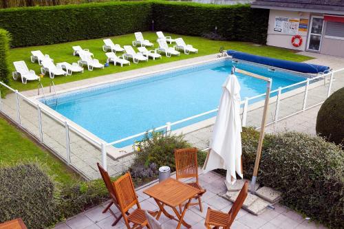 Kyriad Deauville - St Arnoult - Hôtel - Deauville