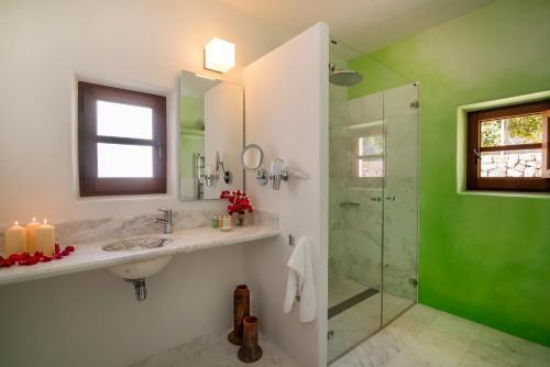 Standard Doppel- oder Zweibettzimmer Hotel Rural & Spa Can Curreu 1