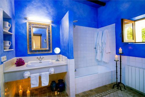 Standard Doppel- oder Zweibettzimmer Hotel Rural & Spa Can Curreu 7