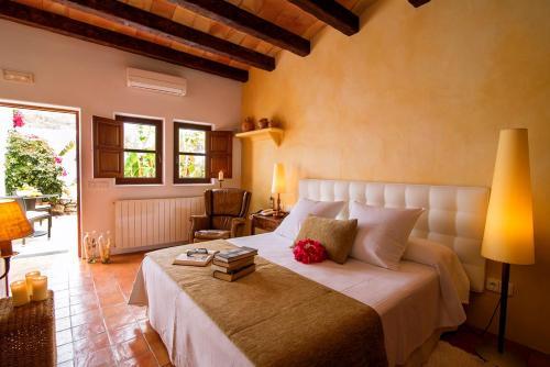 Standard Doppel- oder Zweibettzimmer Hotel Rural & Spa Can Curreu 4