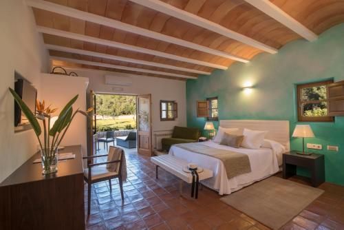 Junior Suite Hotel Rural & Spa Can Curreu 6