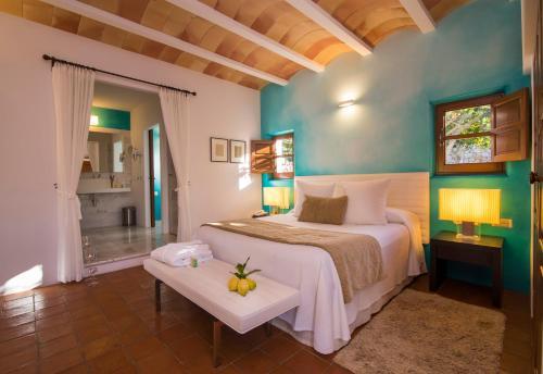Superior Suite Hotel Rural & Spa Can Curreu 3