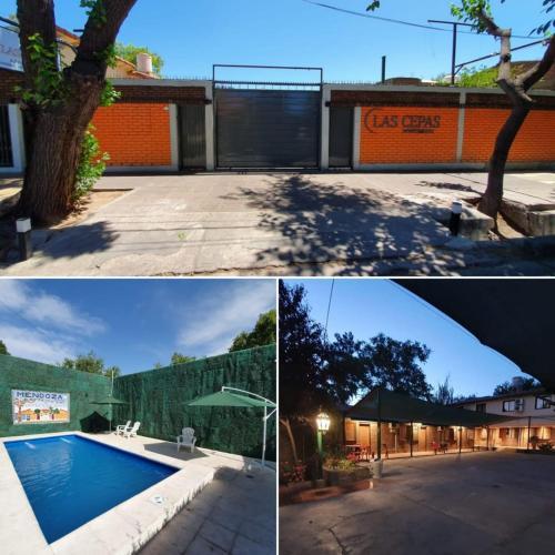 Hotel Apart Las Cepas
