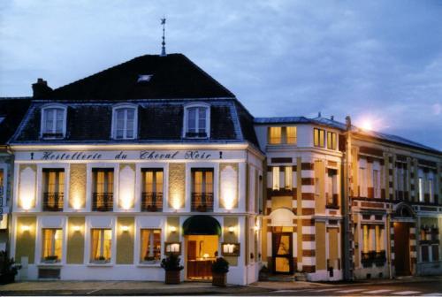 . Hostellerie du Cheval Noir
