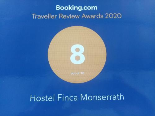 . Hostel Finca Monserrath