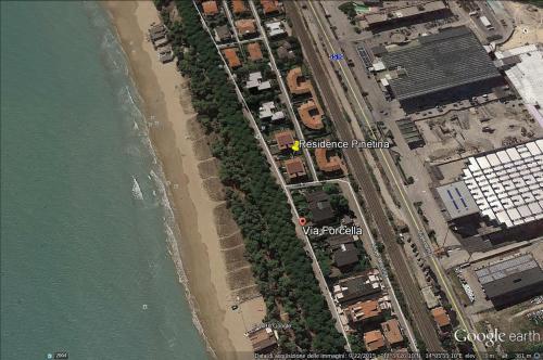. Pinetina Beach