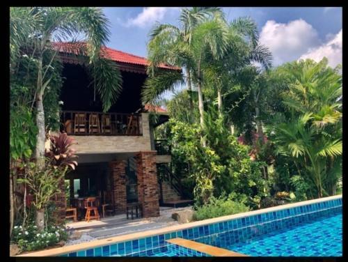 Knot Private Pool Garden Villa Knot Private Pool Garden Villa