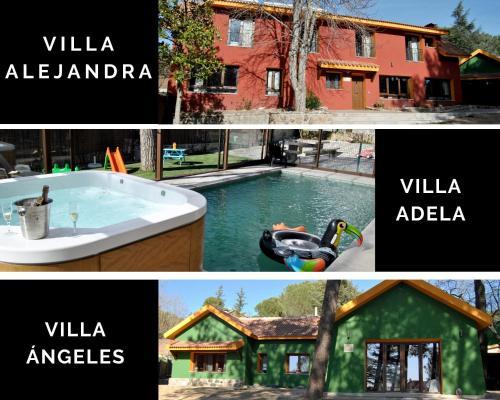 Casa Rural Mansión Villa Adela
