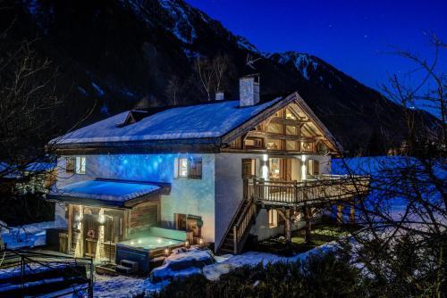 Chalet Tissières - Chambre d'hôtes - Chamonix-Mont-Blanc