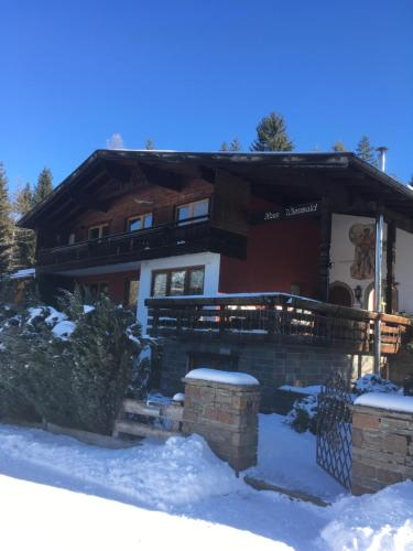 Ferienhaus Wieswald - Apartment - Ehrwald