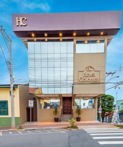. Colonial Hotel Itatiba