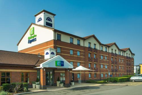 Holiday Inn Express Derby Pride Park, An Ihg Hotel