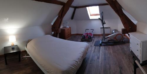 Appartement agréable 1 à 4 personnes - Location saisonnière - Chaumont