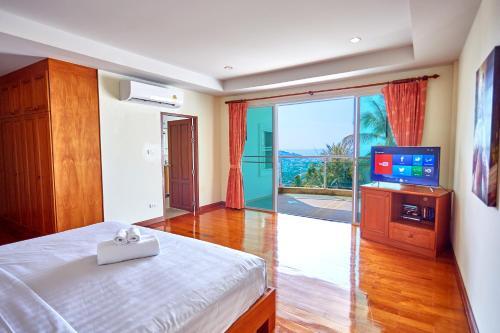 Kata Hill Sea View Villa Kata Hill Sea View Villa