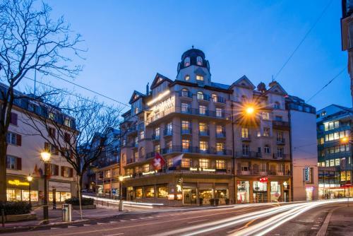 De la Paix, Pension in Luzern